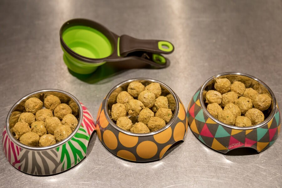 Frontier Pet Food Bowls