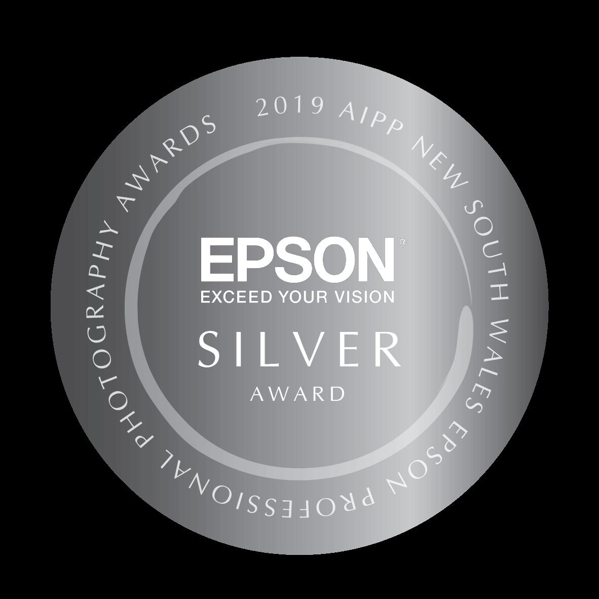 AIPP NSW Silver Award 2019