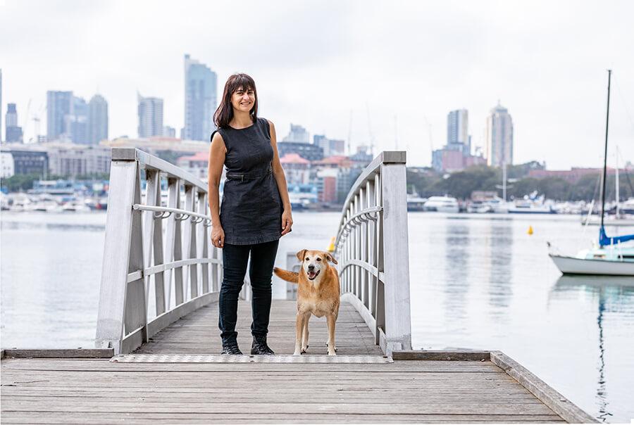 CityLife-Greek Stray to Loved Sydney Dog-16