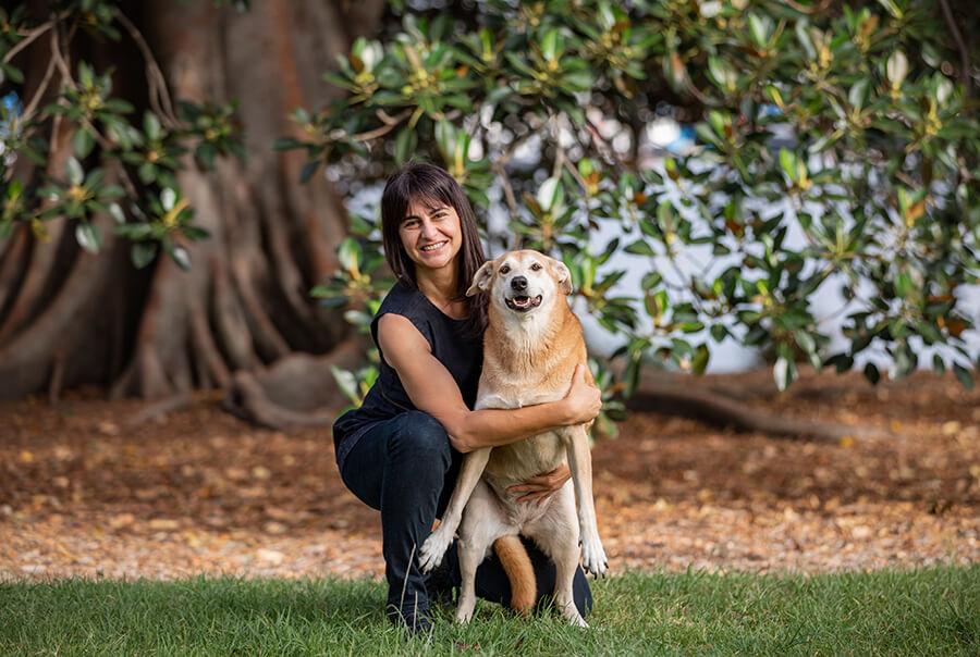 CityLife-Greek Stray to Loved Sydney Dog-2