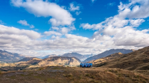 Dog Photography Retreat QueenstownIt's a wrap! On Coronet Peak